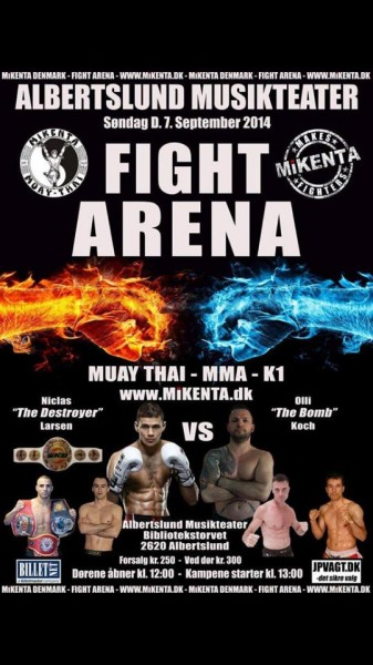 fight arena