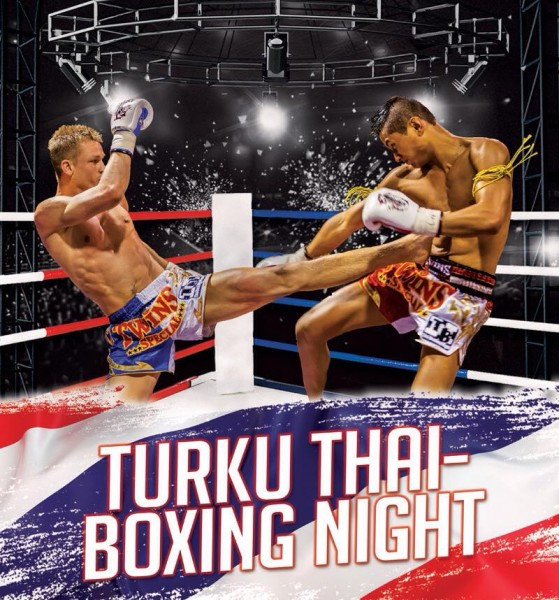 Turku Thaiboxing Night 29.11.