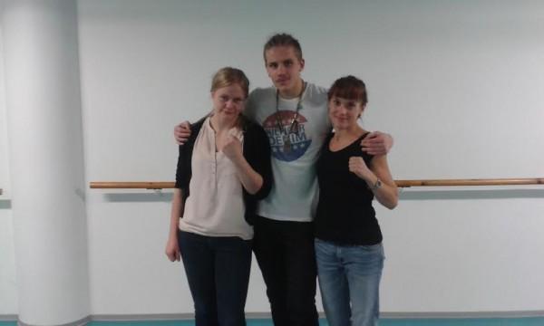 Pia, Jussi, Mirka