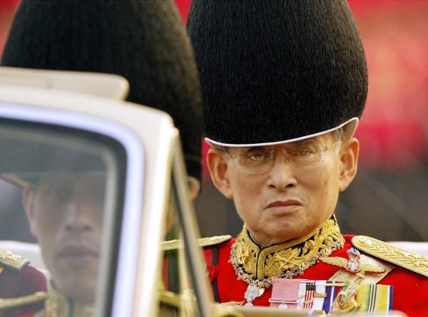 thaimaankuningas
